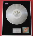 ANDY FAIRWEATHER LOW - Spider Jiving PLATINUM LP presentation Disc